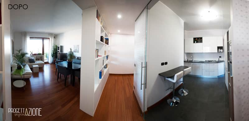 Appartamento via Cimabue a Torino