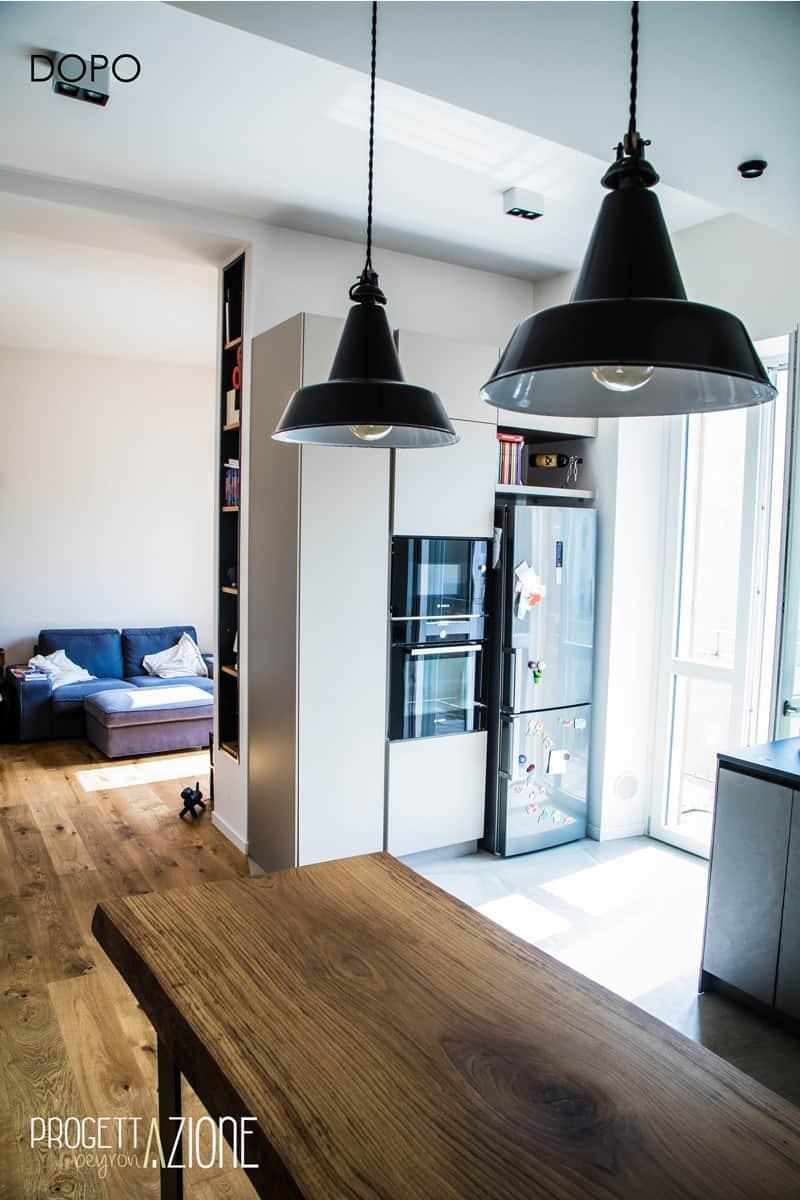 Appartamento in via Nizza a Torino