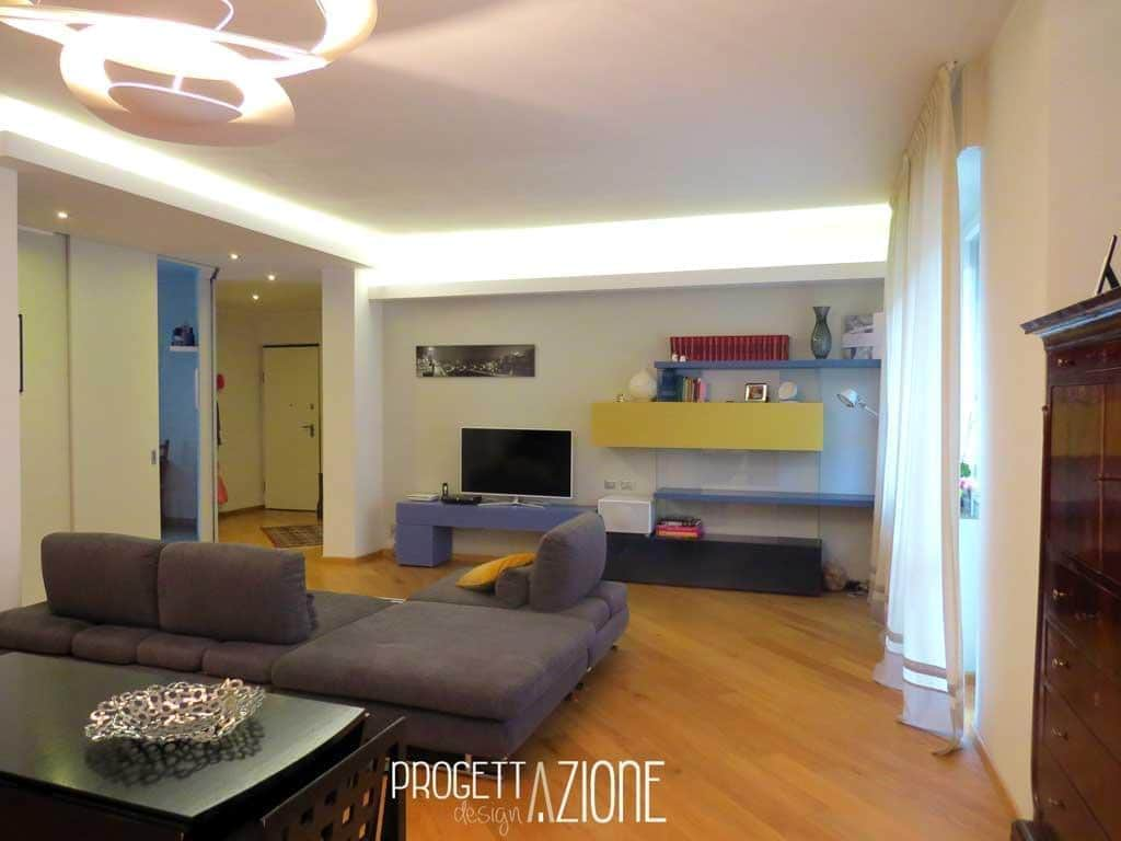 Appartamento via Fieramosca, Torino